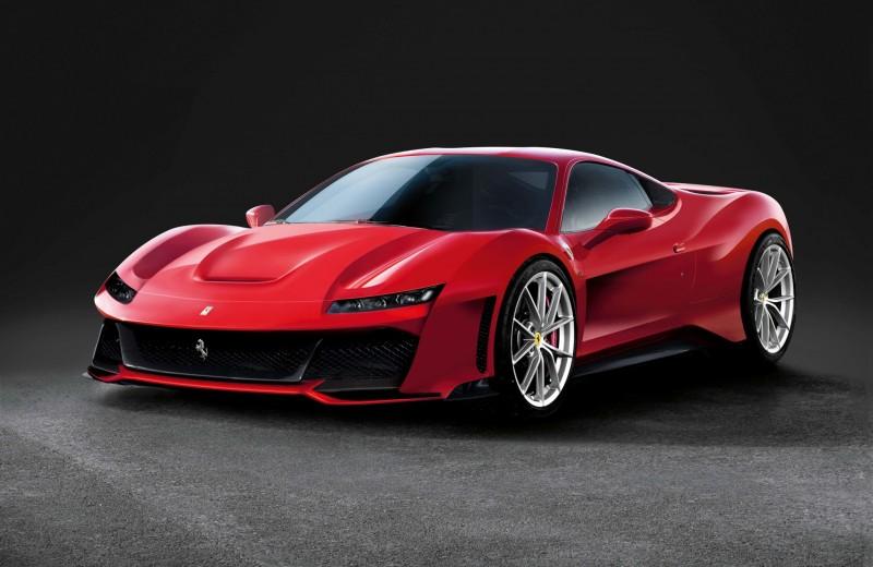 Ferrari с помощником