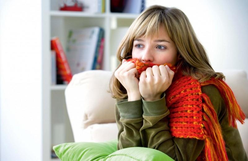 Насколько ты подвержена простуде?