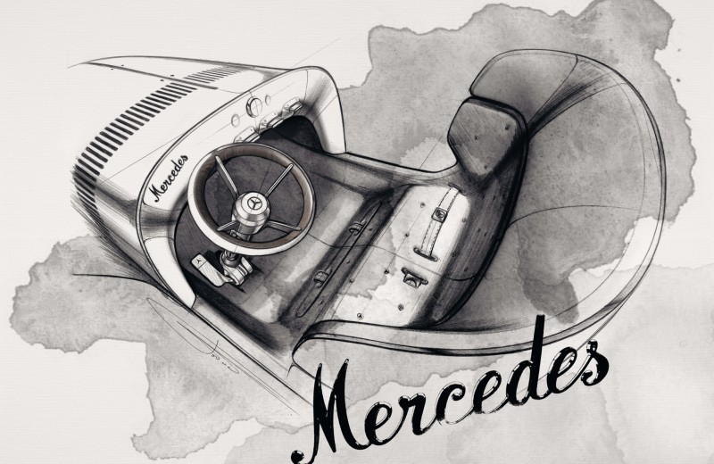 Daimler напоминает, кто был первым