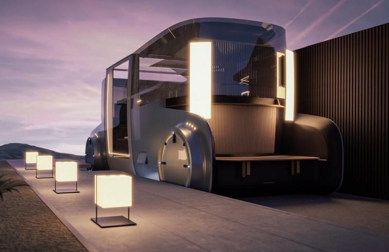Загородный автомобиль для 2030 года