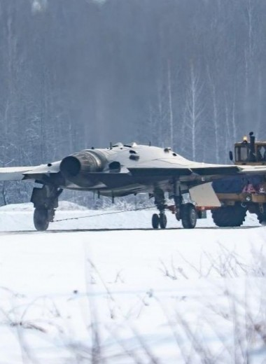 Пора на охоту: С-70 как ответ доминированию Запада