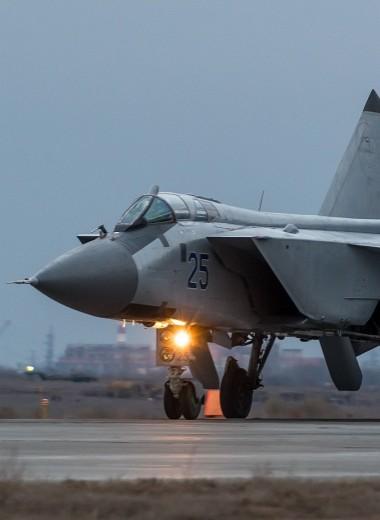Перехватчик МиГ-41: «Лисья гончая» XXI века