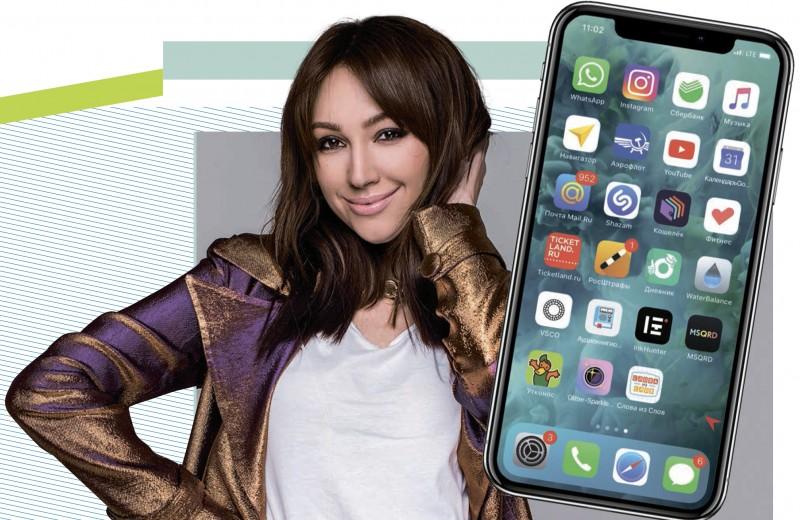 Согдиана: Что в моем телефоне