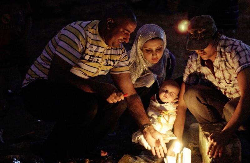 Ирак: День почитания Хидра и Ильяса