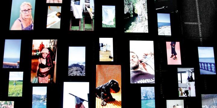 Событие — три выставки Jacquemus
