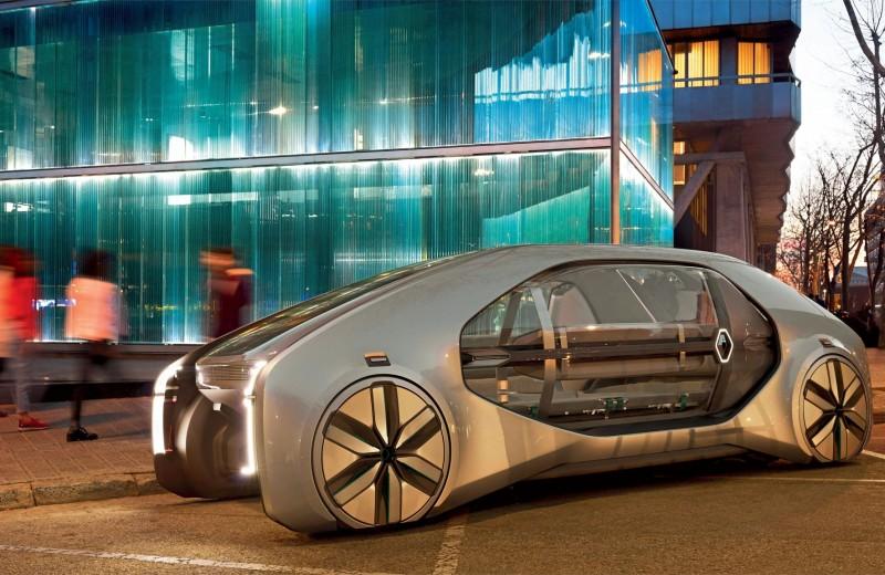 Автомобильное будущее из Швейцарии