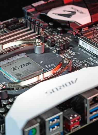 Второе поколение Ryzen от AMD