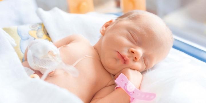 Как выглядит новорожденный?