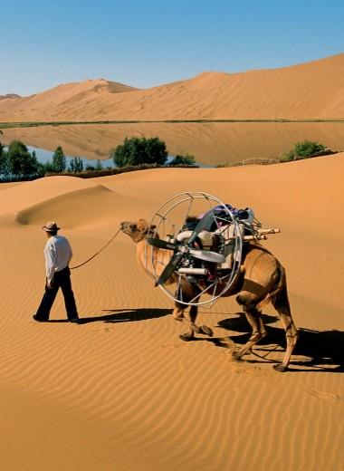Гобийские дюны