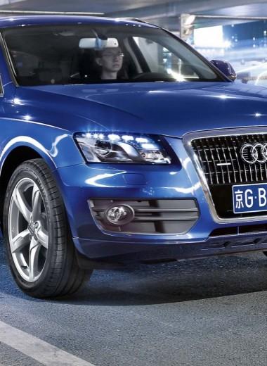 Audi Q5: выбор не очевиден