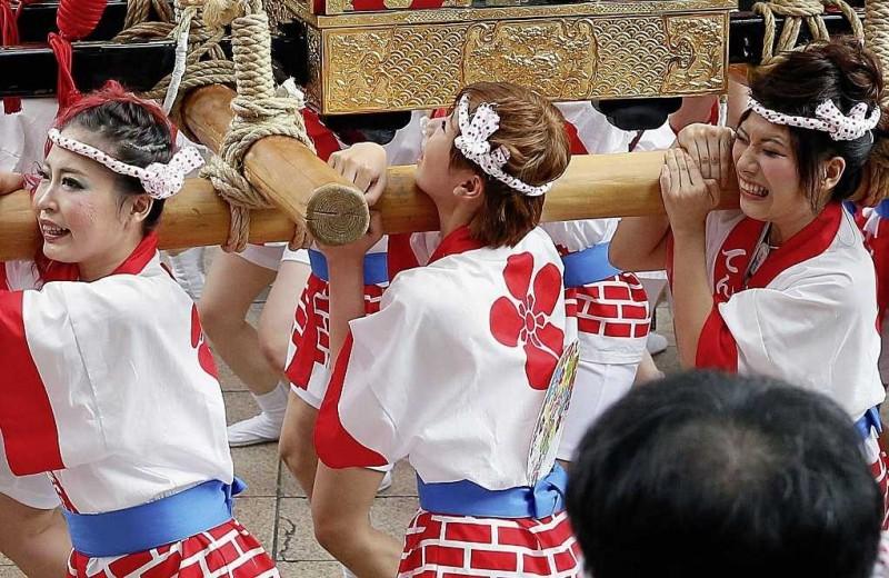 Япония: Тэндзин