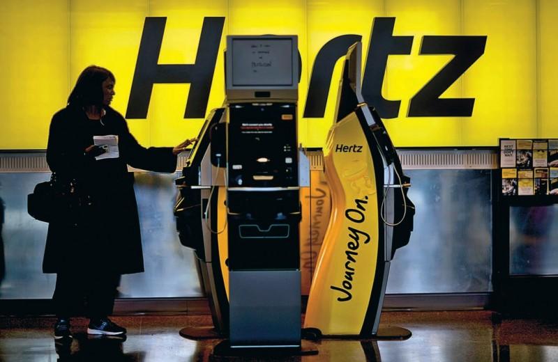 Закат Hertz