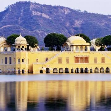 Джал-Махал, Индия