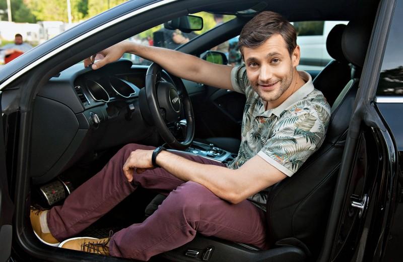 Роман Полянский:Я сам учусь у студентов