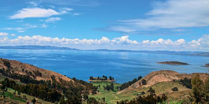 Озеро Титикака: ниже Монблана, выше Фудзиямы