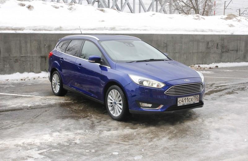 Ford Focus: редкая возможность