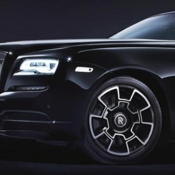 Черная метка от Rolls-Royce