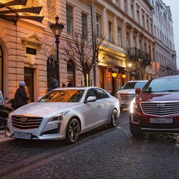 Oooooh, Cadillac...
