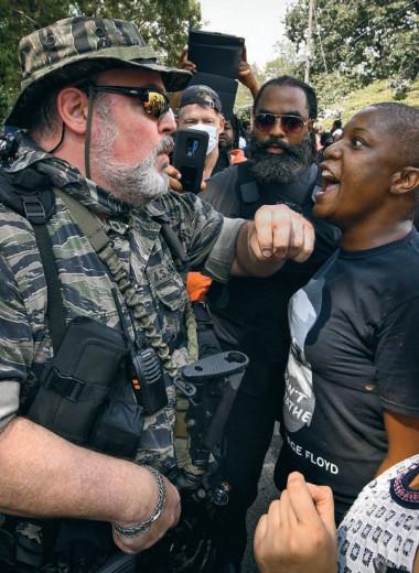 Непопулярный запрос: дождутся ли американцы социальной справедливости?