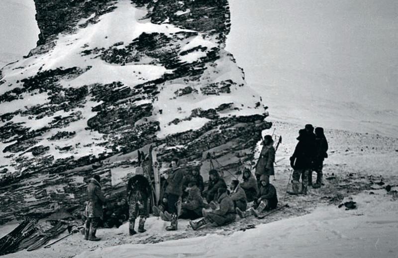 Группа Дятлова: непреодолимый перевал