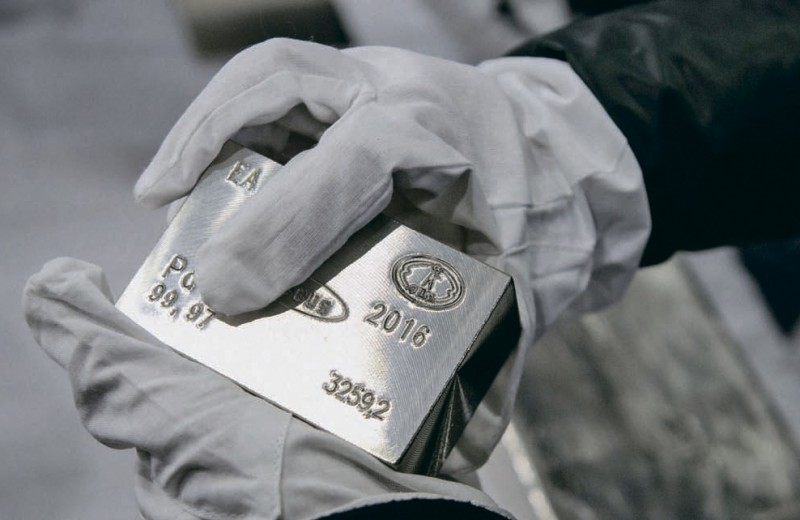 «Русская платина» докопается до палладия