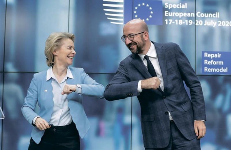 «Щедрая двойка» и «скупая четверка» Европы