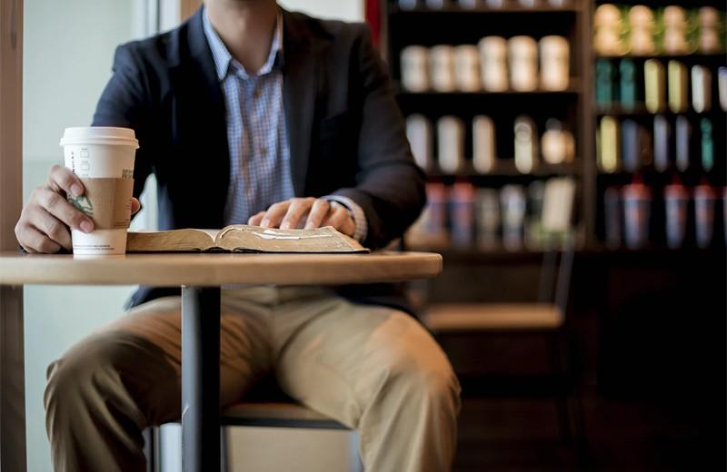 Местная кофейня мирового масштаба