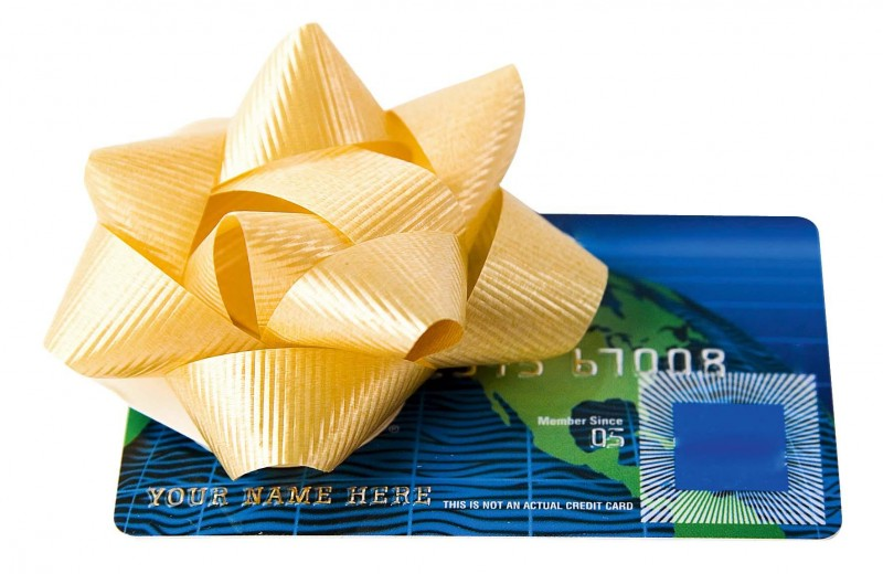 Банковский вклад в подарок
