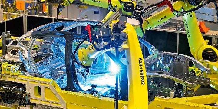Налоги с роботов?