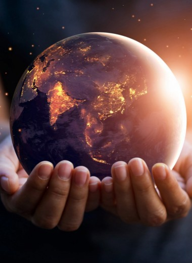 Гипотеза Лавлока:что, если Земля – живой организм?