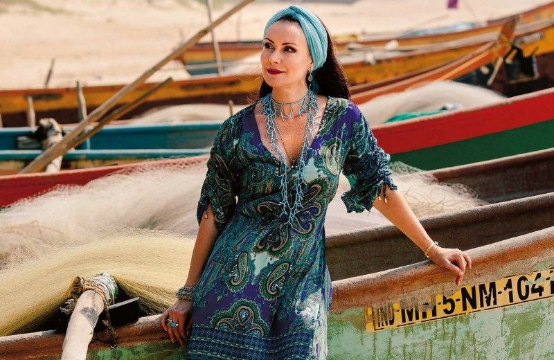 Нонна Гришаева: «До сих пор пишем с мужем друг другу стихи»