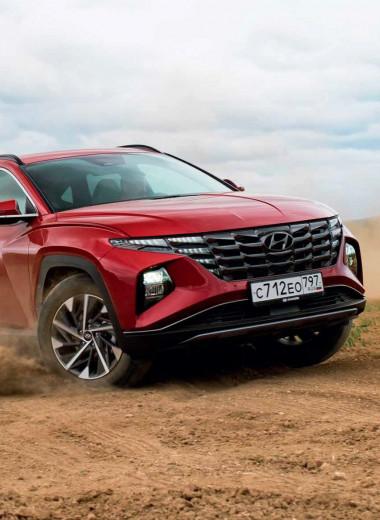 Новый Hyundai Tucson. Немного больше и дороже