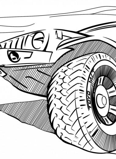 Трави заранее! Что необходимо знать о давлении в шинах на бездорожье