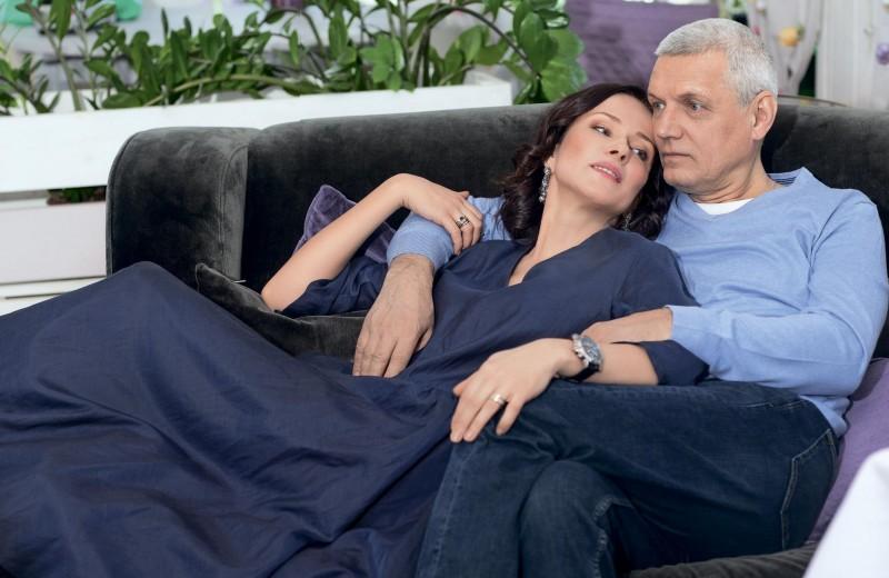 Александр Галибин и Ирина Савицкова: