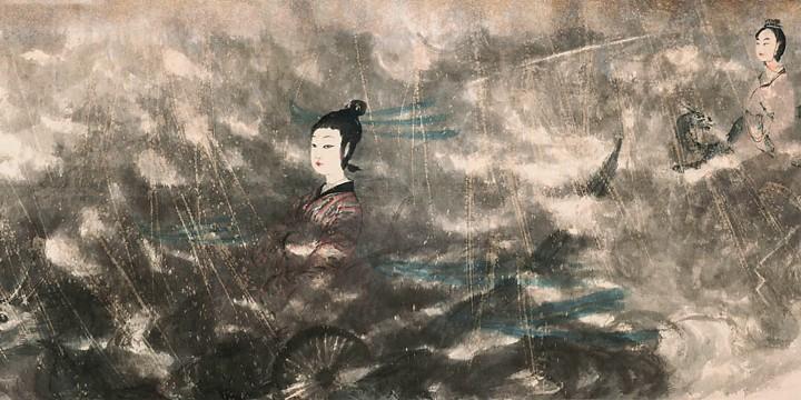 Боги дождя и судьбы