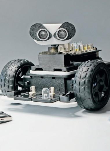 Робот из Питера