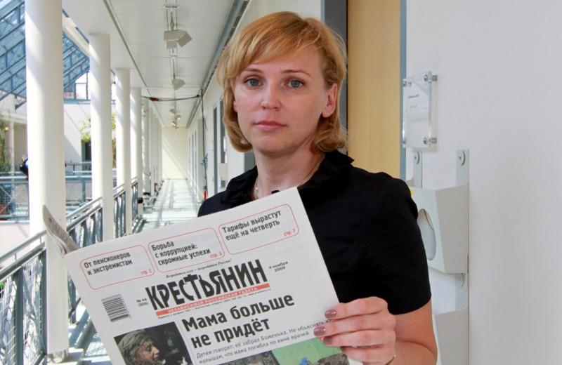 7 вопросов Ирине Самохиной руководителю ИД «Крестьянин»