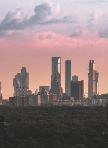 10 отличийМосквы от Москвы