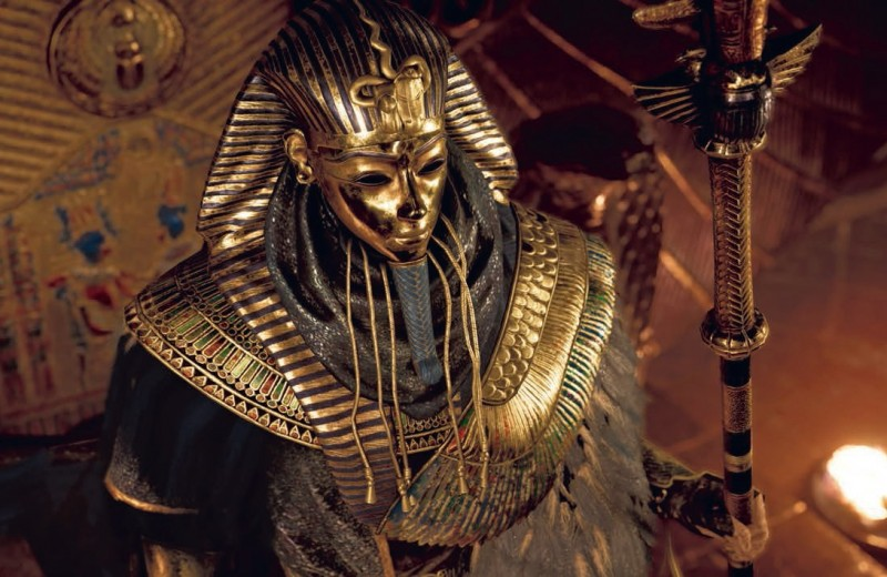 «Assassin's Creed: Истоки — Проклятие фараонов»