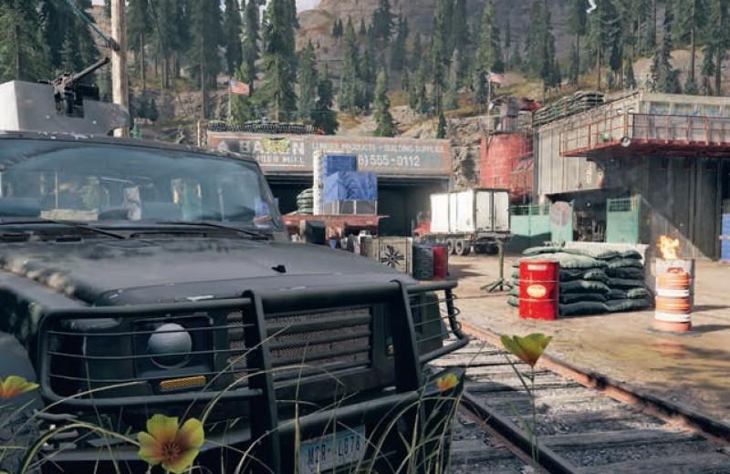 Транспорт в Far Cry 5