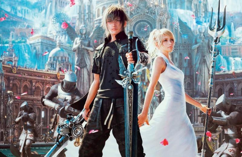 Чем запомнилась Final Fantasy XV