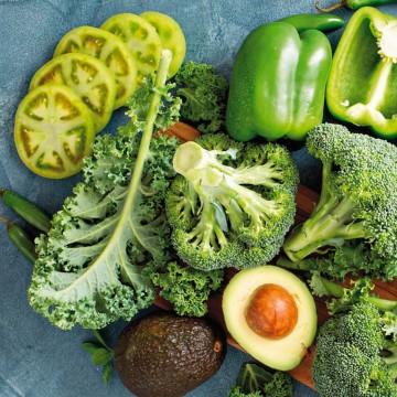 Энергия овоща