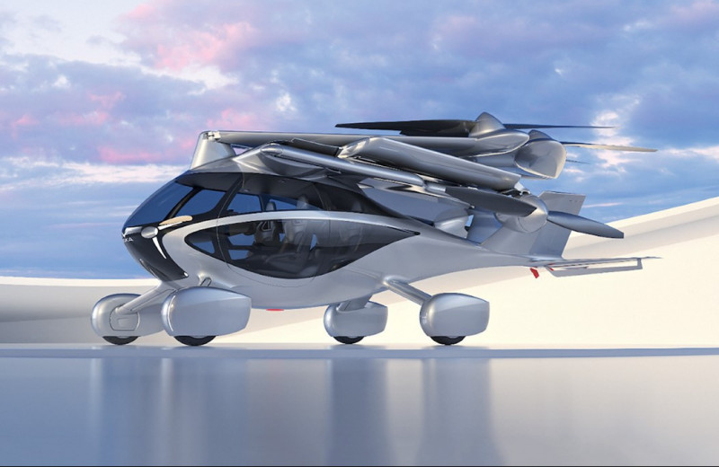 ASKA – водить, летать, жить в будущем