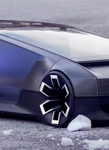Volvo Think Inside the Box: с мыслями о пассажире
