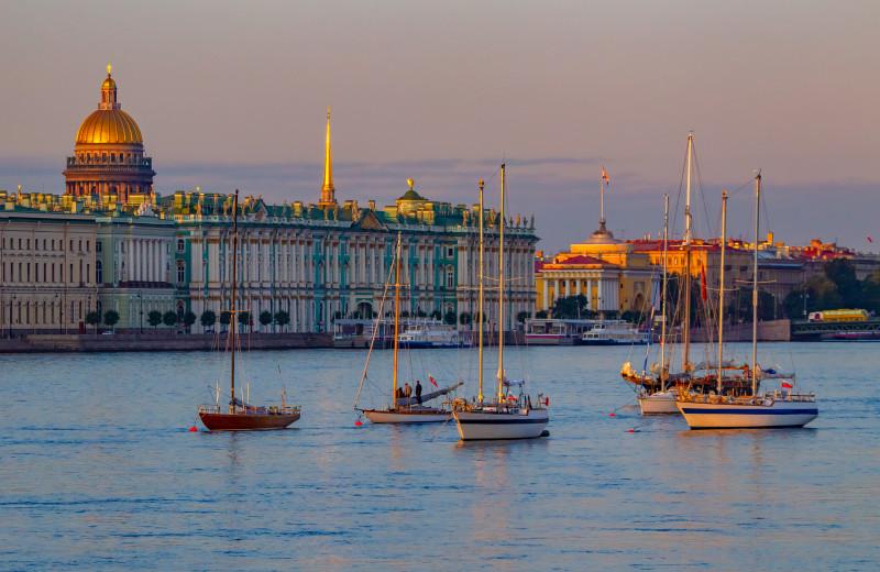 Водный Петербург