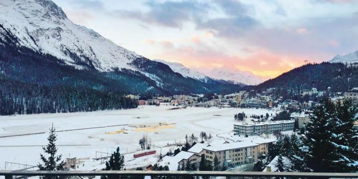 Швейцария: всегда на высоте