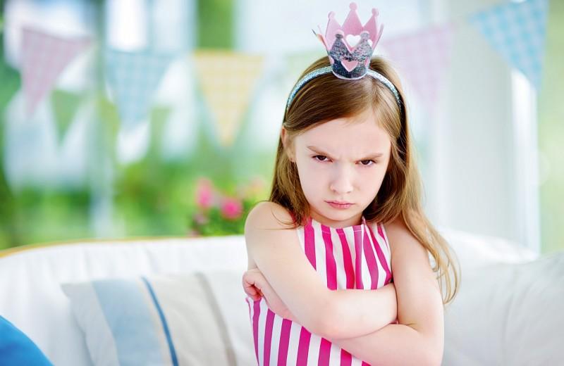 Ее принцесса против