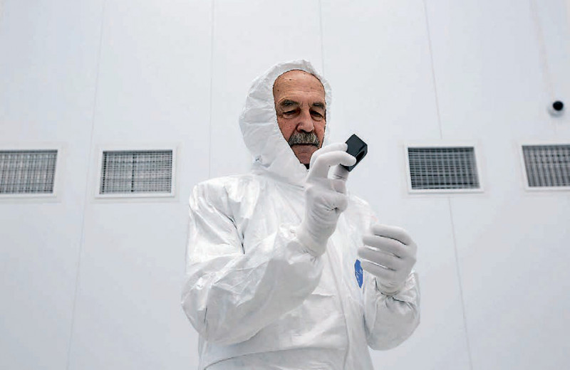 Термоядерный реактор: начало сборки