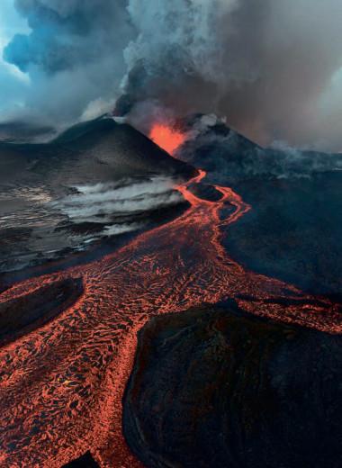 Наука о землетрясениях, вулканах и гораздо большем