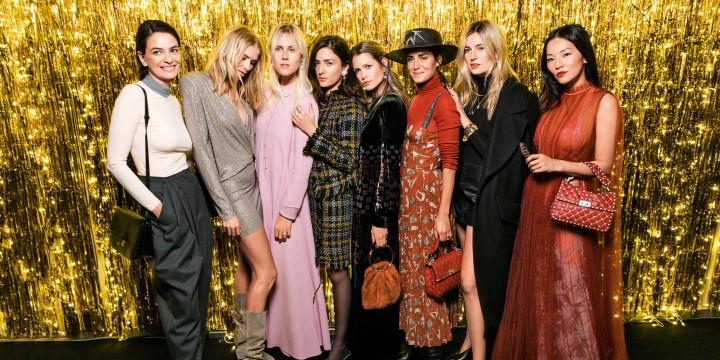 Высадка модного десанта